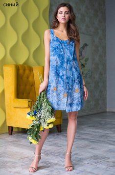Короткое платье 16233 Gloria Mia-Mia