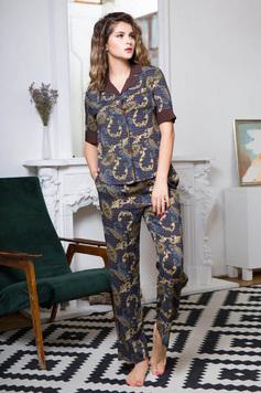 Комплект (блузка, брюки) 16425 Elania Mia-Mia
