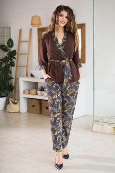 Комплект (жакет, брюки) 16426 Elania Mia-Mia
