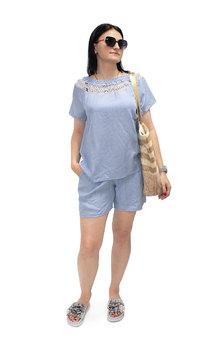 Женская футболка 191333651 Flores Taubert