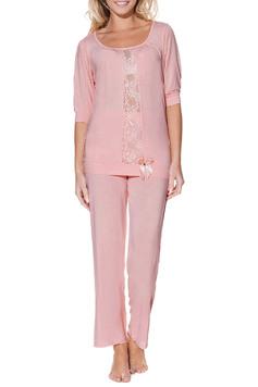 d56aead189ddcbe Женские пижамы из бамбука — купить в Москве по лучшей цене. Продажа ...