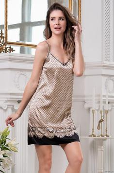 Сорочка на бретелях 3690 Penelopa Mia Amore