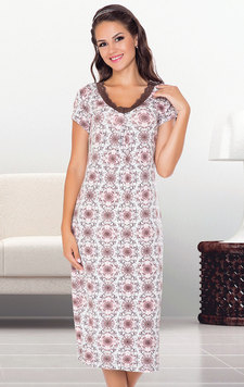 3fa38994a92a2 Длинная ночная сорочка — купить в Москве длинные ночные рубашки в ...