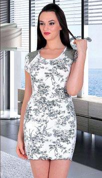 993ff684c94 Женская белая туника на лето — купить летние туники белого цвета в ...