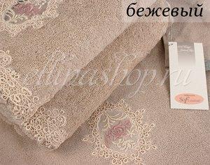 Destan полотенца лицевые, банные и комплектом Soft cotton