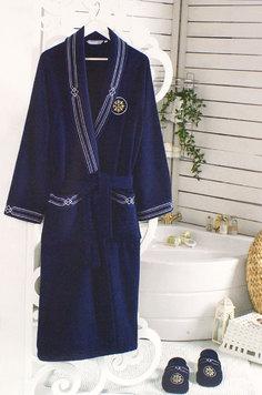 6fff1e4aa9d96 Мужской халат – купить в Москве домашние банные халаты для мужчин ...