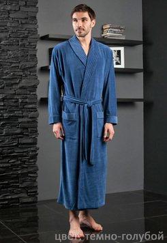2c7815001f6af Мужской халат большого размера — купить в Москве халаты больших ...