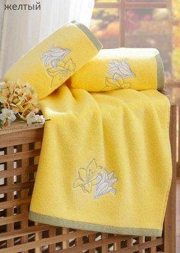 Махровые полотенца Lilium Soft cotton