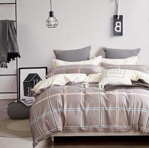 Комплект постельного белья из сатина PS-106 Elin