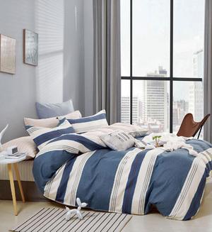 Комплект постельного белья из сатина PS-163 Elin