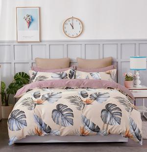 Комплект сатинового постельного белья PS-182 Elin