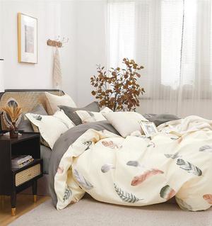 Комплект постельного белья из сатина PS-282 Elin