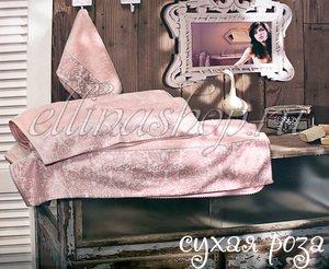 Rosemarine сухая роза комплект полотенец 3шт. со стразами, кантом