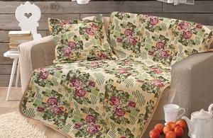 Гобеленовое покрывало на кресло (дивандек) Виктория Розы Elin