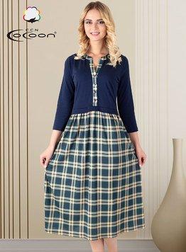 42693080b8e Женское летнее платье из хлопка – купить хлопковые платья на лето в ...