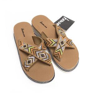 d074aa439 Женская пляжная обувь купить в интернет магазине Эллина
