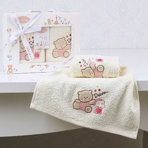 Комплект детских полотенец Bambino 2136 V4 Karna
