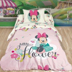 Детский комплект белья из ранфорса Minnie Free Style