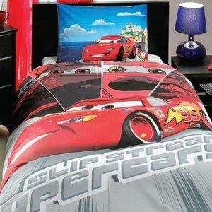 Cars Face Movie детское постельное белье Tac