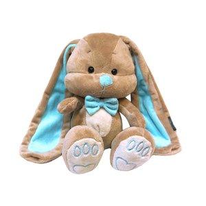 Мягкая игрушка JL014 Зайчик Жак с бабочкой Maxitoys