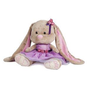 Мягкая игрушка Зайка Лин Черничный Пудинг