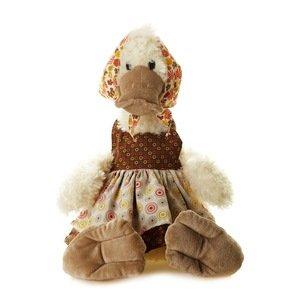Мягкая игрушка TS-A6836 Утка Боня в одежде Maxitoys