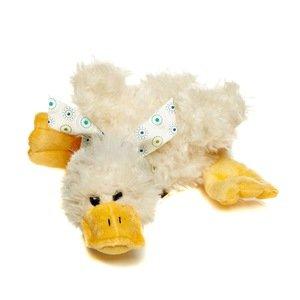 Мягкая игрушка TS-A6841 Утенок Кряк с желтым клювом Maxitoys