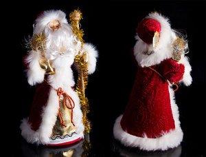 Фигурка интерьерная 175475 - кукла декор.