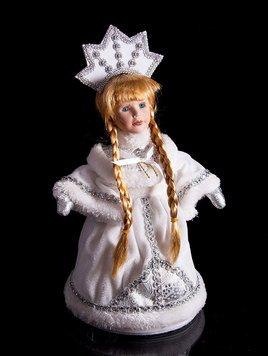 Фигурка интерьерная 175478 - кукла декор.
