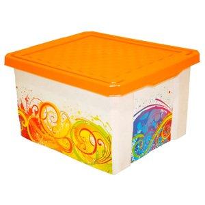 Ящик для хранения с крышкой ПЦ 2584 X-BOX