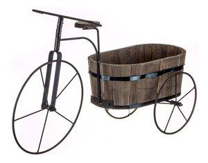 Велосипед кашпо 113-225 75*25*43 см