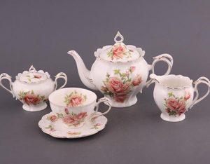 Чайный сервиз 127-524 на 6 персон 15 предметов