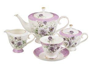 Чайный сервиз 127-620 на 6 персон 15 пр. 825/275/275/250 мл