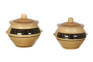 Комплект горшочков для запекания 15-1605 из 2 шт.