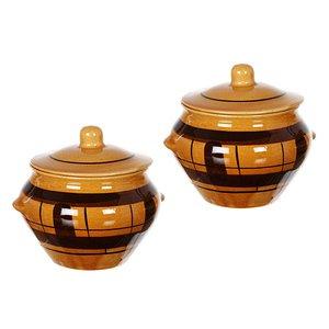 Комплект горшочков для запекания 15-1614 из 2 шт