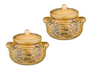 Комплект горшков для запекания 15-1837 из 2 шт