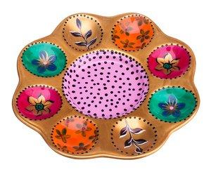 Тарелка для яиц 151-034