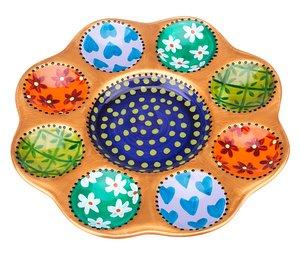Тарелка для яиц 151-035