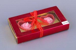 Подарочный набор 19-111 с двумя аромо-свечами