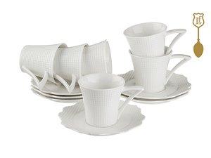 Кофейный набор 199-057 на 6 персон 12 пр. 170 мл