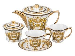 Чайный сервиз 215-275 на 6 персон 15 пр. 900, 200 мл