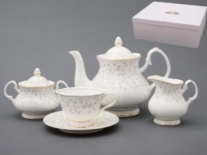 Чайный сервиз 264-200 на 6 персон 15 пр.