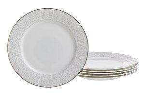 Набор тарелок 264-343 из 6 шт. диаметр 19,5 см