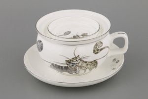 Чайный набор 264-552 на 1 персону 2 пр. 450 мл