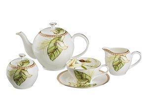 Чайный сервиз 264-620 на 6 персон 15 пр.