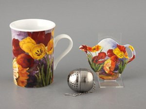 Чайный набор 270-121 3 пр., 300 мл