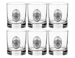 Набор стаканов для виски 307-165 из 6 шт.