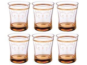 Набор стаканов для сока 326-025 из 6 шт 300 мл, 10 см