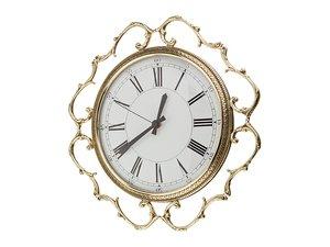 Часы настенные 333-379 34*34 см диаметр циферблата 22 см