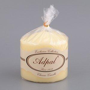 Свеча 348-430 лимонная 10*10 см